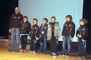 atleti bambini premiati