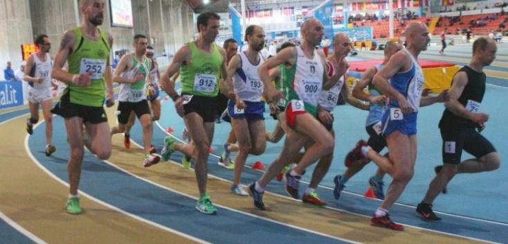 Campionati italiani individuali e di societa indoor for Piani di bungalow di 1500 m