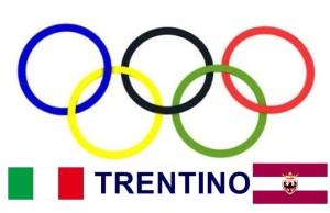 olimpiadi italia trentino bandiera