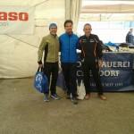 ENOMARCIA 2016: DALPIAZ – GIUSEPPE e MAZZA per il podio Maschile mentre LAZZERI e MAURINA per quello femminile