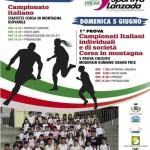 CAMPIONATI ITALIANI MONTAGNA: PROGRAMMA GARE ASSOLUTI E MASTER