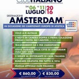 CON CLUB ITALIANO AGLI EUROPEI IN OLANDA