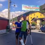 DANIELE CAPPELLETTI, Vice Campione Italiano di Sky Marathon, ORA E' ANCHE MAGLIA AZZURRA ……. AMARA PERO' !!!!!