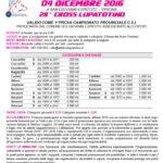 28° CROSS LUPATOTINO @ San Giovanni Lupatoto | Veneto | Italia