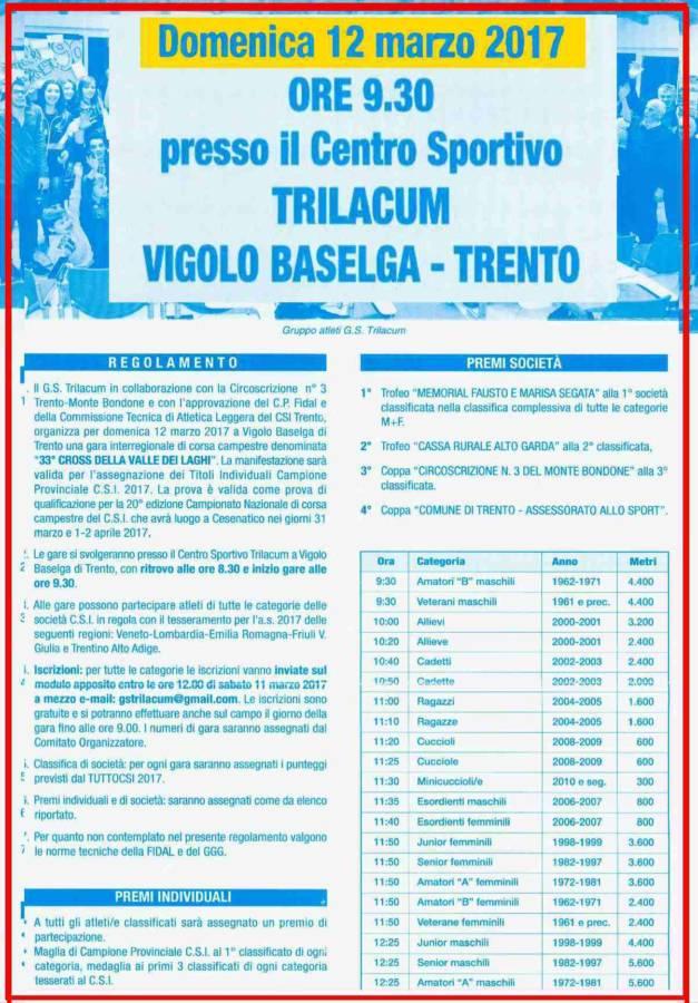CROSS TERLAGO - CSI @ Terlago | Trentino-Alto Adige | Italia