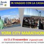 NEW YORK CITY MARATHON 2017 – PROPOSTA AVDC
