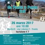 DA PONTE A PONTE 3×6 : DOMENICA 26 MARZO 2017