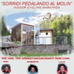 INDOOR CYCLING : AL MOLIN DE PORTAGNAC – EVENTO SPORTIVO !! STUPENDO, DA PROVARE !!!