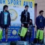 CROSS DELLA MASSA : SUPER MARCO ANESI medaglia d'oro !! THOMAS, ALESSIO e MARA medaglia di bronzo !! SUPER AVDC PRESENTEEEE !!!