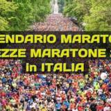 MARATONE e MEZZE MARATONE IN ITALIA targate FIDAL : Aggiornate al 05.01.2018