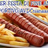 LA SUPER FESTA DI FINE ANNO SPORTIVO AVDCnianaaaaa !!!! UNA FANTASTICA SERATAAAAA FRA NOOOIIIII!!!!