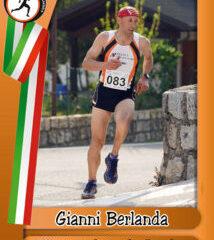 EMMTRC Valtramontina 2021: GIANNI BERLANDA 4° POSTO al campionato europeo  Master di Corsa in Montagna, Trail Running e Nordic Walking