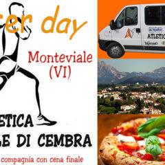 Master Day padano – venerdì 7 giugno a Monteviale (VI) 🧡🖤🚌🚌🏃♀️🏃♀️🍕🍕🥃🥃🖤🧡