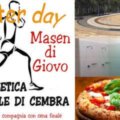 Master Day al nuovo 🧡Training Center AVDC🖤 mercoledì 18 settembre a Masen 🧡🖤🏃♀️🏃♀️🍕🍕🥃🥃🖤🧡 SUCCESSONE