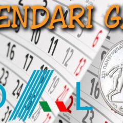 FIDAL TRENTINO: Calendario Invernale 2020 (gennaio – marzo)