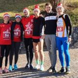 28/12/2019 Priò Christmas Run, una non competitiva dove si tira e dove saliamo sul podio con quattro dei nostri 🧡🖤💪🥉🥈