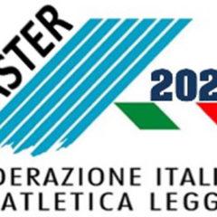 CAMPIONATI ITALIANI 2020 – MASTER 🇮🇹 CROSS – STRADA e PISTA tutte le date e luoghi dove si svolgeranno 🏃♂️🏃♀️🇮🇹