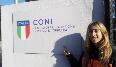 LUNA GIOVANETTI 🌙 INIZIATO il raduno con la Nazionale a Tirrenia 🤩🇮🇹 Test e Allenamento di Gruppo dal 2 al 5 gennaio 2020 🧡🖤🤩🇮🇹