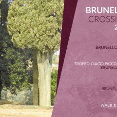 BRUNELLO CROSSING: VITTORIA DEI NS. PINOT SUL BRUNELLO 🧡🖤 MASSIMO, GRAZIANO e SERGIO PER NOIIIIIII 😍🧡🖤