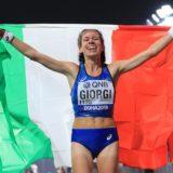 """I """"giugadorei"""" impauriti dal caldo? Elenora Giorgi :"""" In atletica siamo abituati a soffrire e in silenzio anche .."""""""