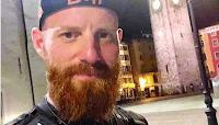 Il giro del Garda correndo  Impresa di 150 km e 25 ore  per Davide Moretto di Riva del Garda