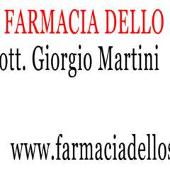 👨⚕️FARMACIA dello SPORTIVO🩺 del dott. Giorgio Martini c/o Farmacia S.Rocco di Cembra
