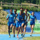 Gli allenamenti di Yeman Crippa nel ritiro di Livigno 2020