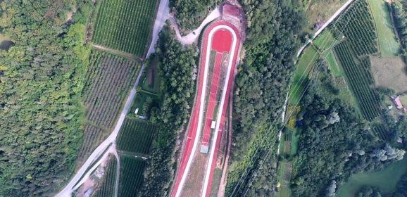 Il nostro CENTRO DI ATLETICA LEGGERA a Masen di Giovo 😍 un angolo di paradiso per l'atletica leggera