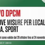 Atletica: nel DCPM 25 ottobre 2020 … see pò fà !!