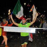 """Andrea Marcato, ha vinto la """"3100 Mile Race"""" – quasi 5.000 km in 43 giorni 😃"""
