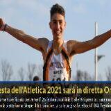 La Festa dell'Atletica 2021 sarà in diretta Online : 5 ATLETAZZI PREMIATIIIIIIIII 😎🧡🖤
