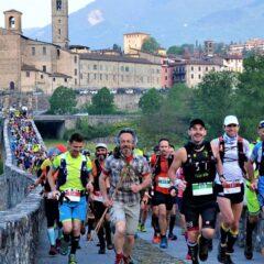 The Abbots Way  (Ultratrail Via degli Abati) 2021, per noi DUE NUOVI ATLETAZZI Maura e Riccardo 😍🧡🖤
