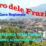 8 agosto 2021 – El Giro dele Fraziom⛰️(Brentonico) gara FIDAL. Circuito Montagne Trentine