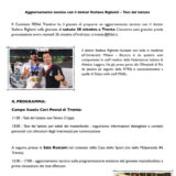 Aggiornamento tecnico con il dottor Stefano Righetti – Test del lattato – Gratuita ed aperta a tutti i tecnici interessati