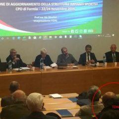 Sessione aggiornamento della struttura impianti sportivi: Impianti moderni: successo per il convegno 🇮🇹 TONI nuovo collaudatore per il Trentino Alto-Adige !!