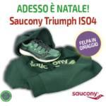 SAUCONY TRIUMPH ISO4 … felpa in omaggio !!! da MOLINARI SPORT per AVDCniani !!!!
