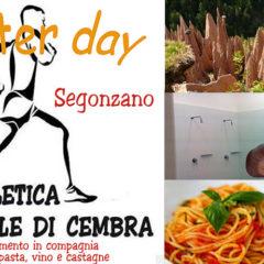 Master Day a Segonzano – Tradizionale castagnata🌰 – super gruppo da 30 atletazzi !! AVDC SUPERRRR !!!!!