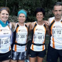 Ecomaratona del Chianti🍇Classico. 4 atletazzi che non sono andati (solo) a bere🏆💪😍. Il nostro medagliere aumenta