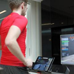 La corsa in casa diventa più interessante 🏃⌚📺 con Zwift, fitness-game multiplayer