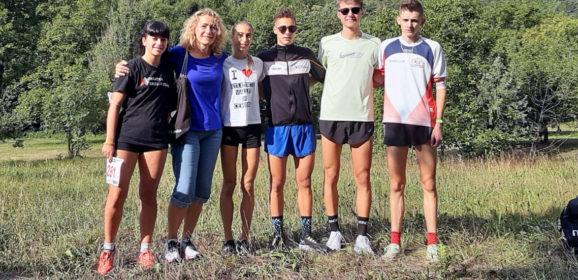 CAMPIONATO ITALIANO CORSA IN MONTAGNA ALLIEVI/E – BRONZO LUNA GIOVANETTI 🤩🧡🖤