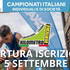 Campionati Italiani Kilometro Verticale Fidal per noi ELISABETTA BROSEGHINI 16^ assolutaaa con tempone 🧡🖤🇮🇹😍