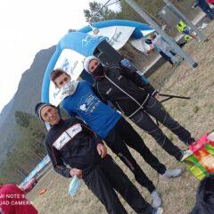 Campionato Triveneto di Corsa in Montagna: ORO DEVID CARESANI e BRONZO ALDO BRUGNARA .. MACCHESSODISFAZZZZIONEEEEE 🏆🧡🖤🤩💪