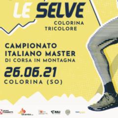 CAMPIONATO ITALIANO MASTER Ind. e di SOCIETÀ🧡🖤🇮🇹 DI CORSA IN MONTAGNA – AVDC PRESENTEEEEEE 🧡🖤🇮🇹 Iscrizioni aperte !!