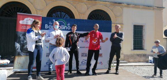 LA 10 di BARDOLINO: SUPER ALESSIO LONER 1° di cat. e 11° assoluto – Ben 7 atletazzi presentiii per la mitica AVDC 🧡🖤